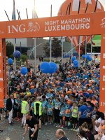 Illustration de l'ING NIGHT MARATHON 2018