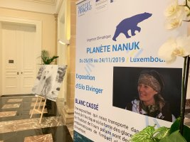Vernissage Planète Nanuk 2019