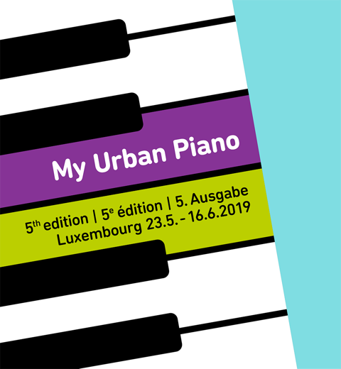 My Urban Piano 2019