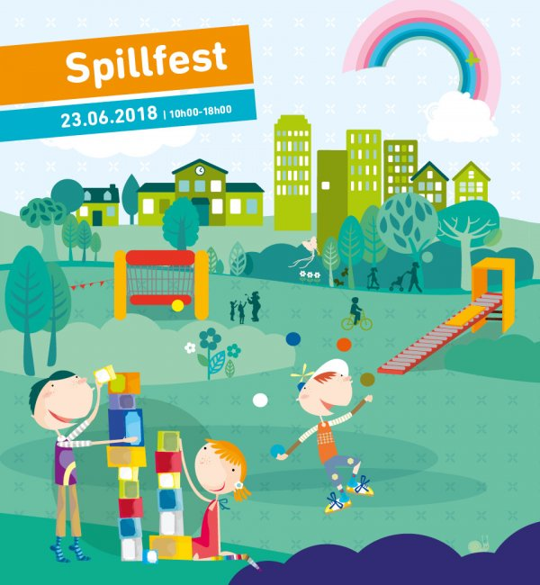 Illustration du Spillfest 2018
