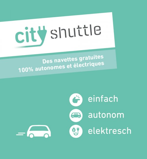 Illustration du City Shuttle