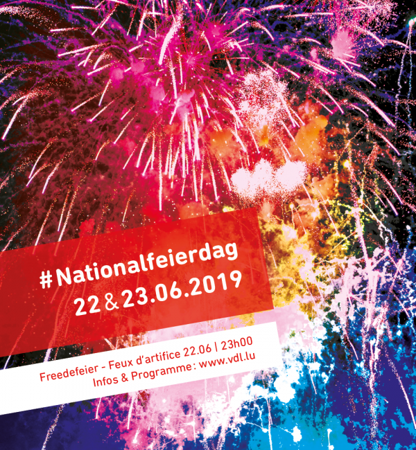 Fête nationale 2019