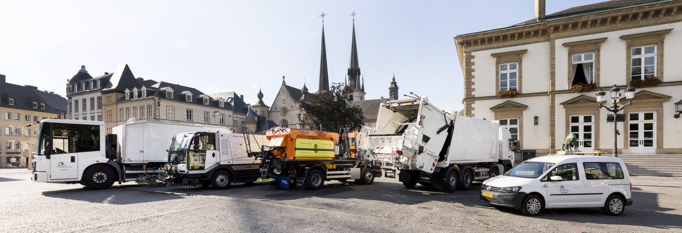 Calendrier Eboueur 2020.Calendrier Des Collectes Ville De Luxembourg