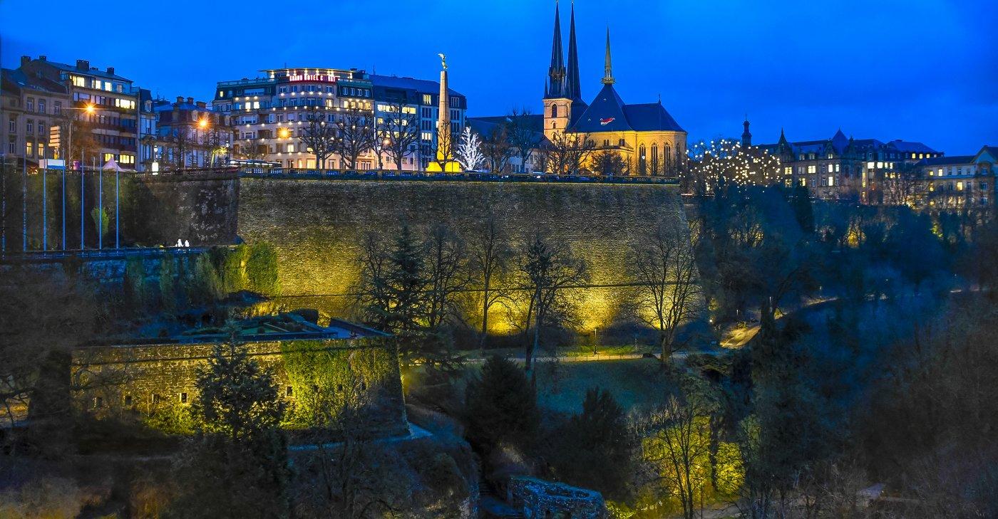 Parken Ville De Luxembourg