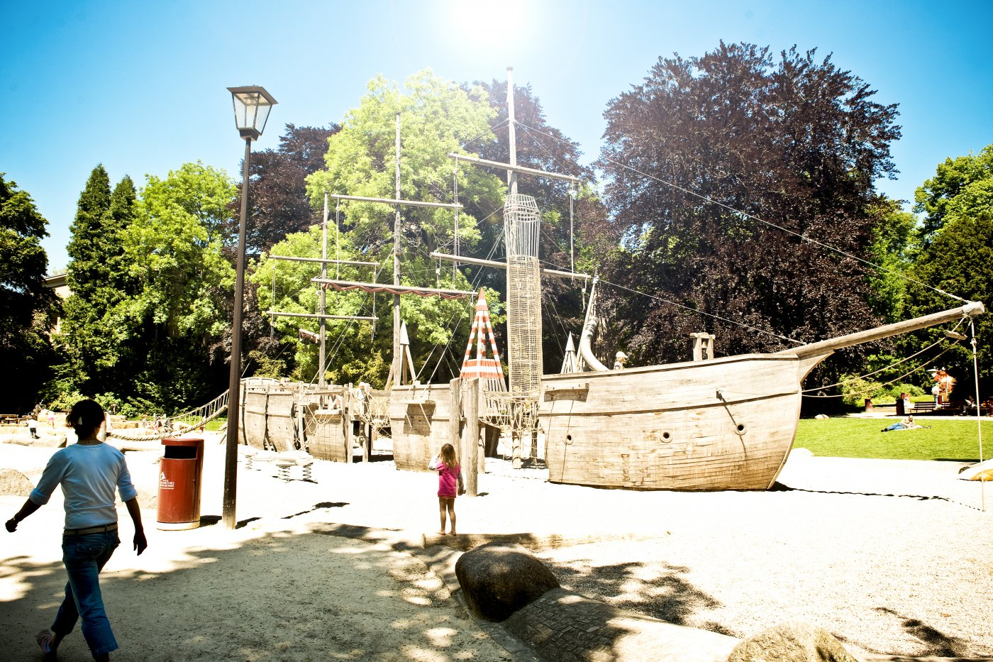 Playgrounds Ville De Luxembourg
