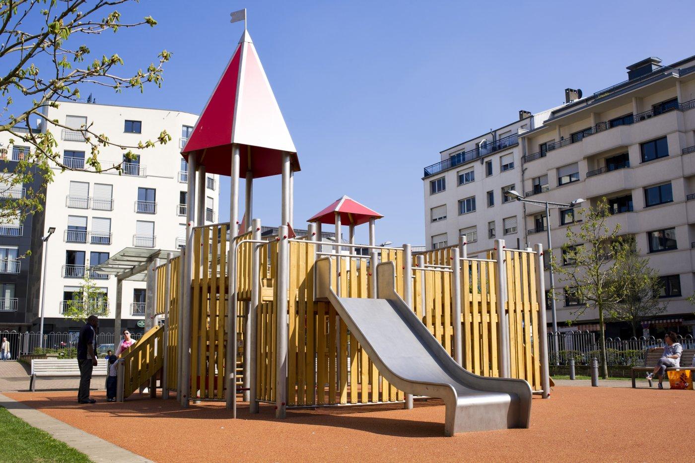 aires de jeux ville de luxembourg. Black Bedroom Furniture Sets. Home Design Ideas