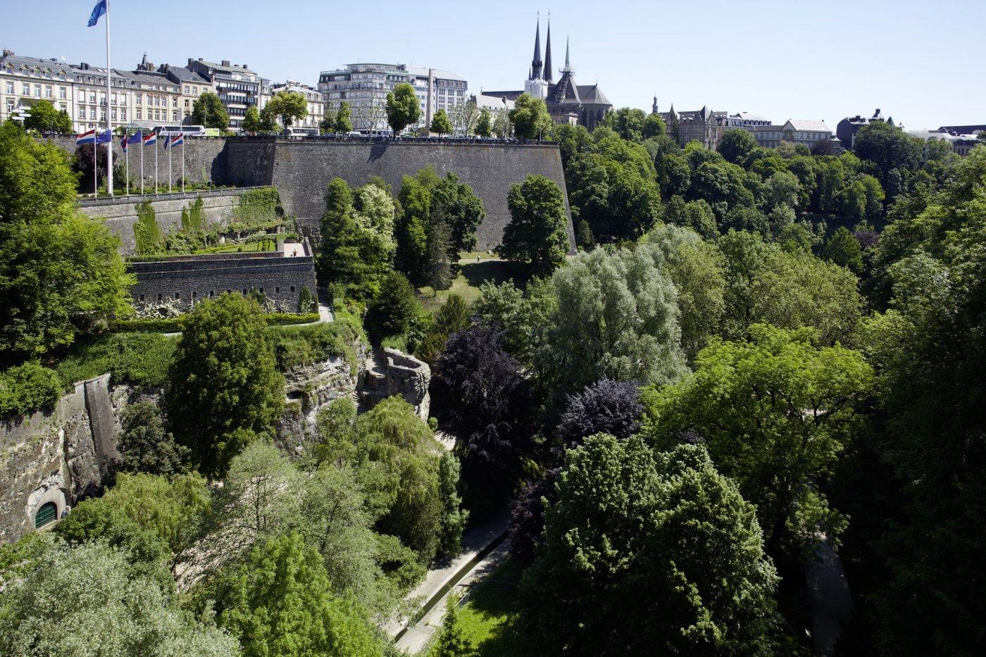 Multiplicity ville de luxembourg for Piscine de luxembourg