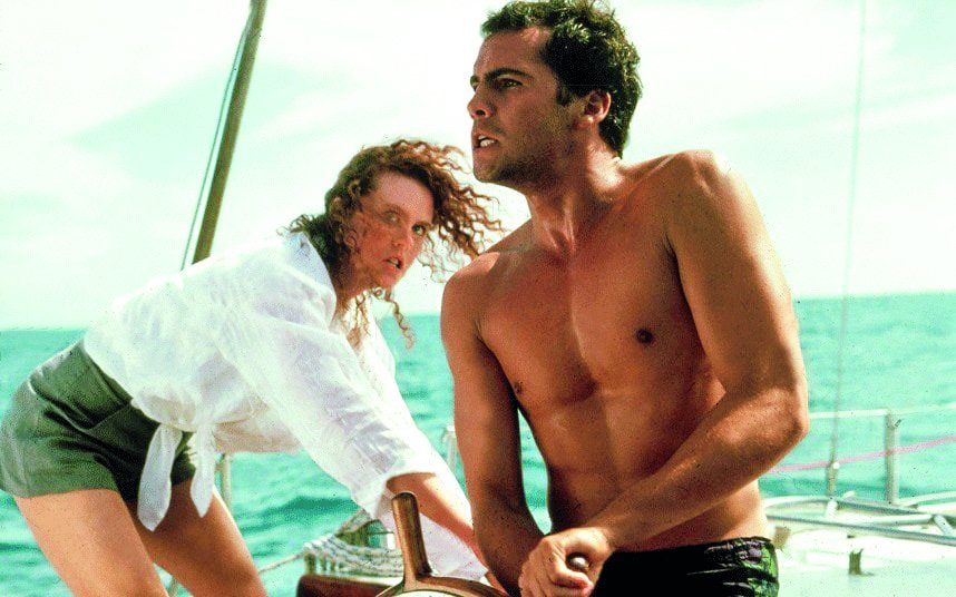 Photo de couverture du film Dead Calm