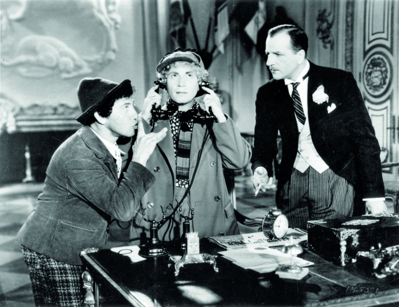 Photo de couverture du film Duck Soup