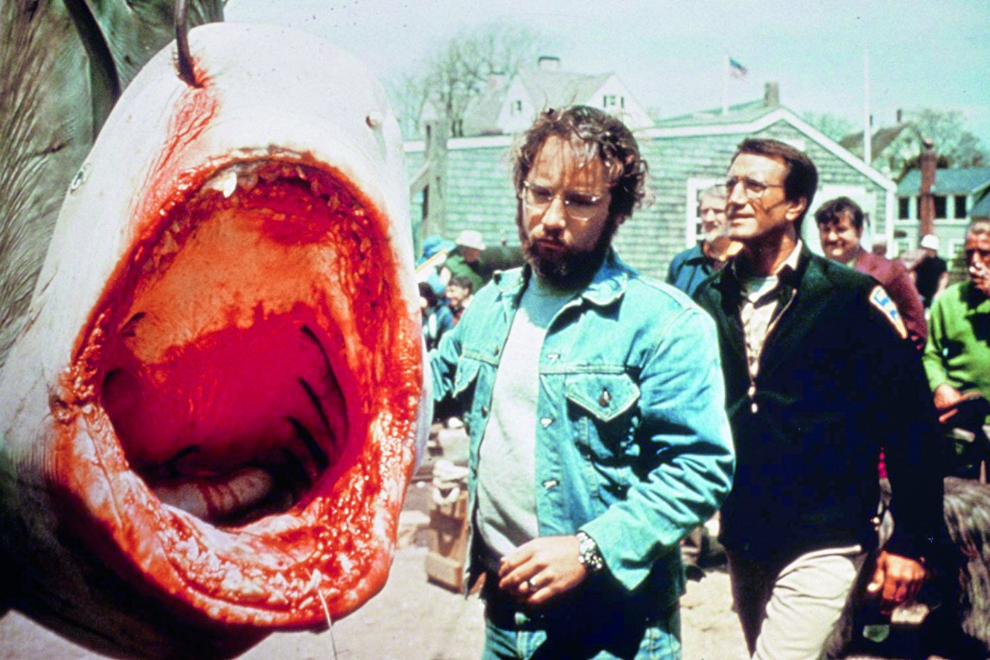Photo de couverture du film Jaws