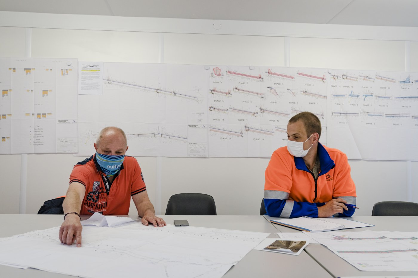 Service Coordination des chantiers - Mir si fir Iech do_04.2020