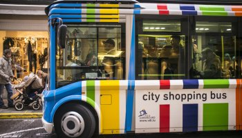 City Shopping Bus