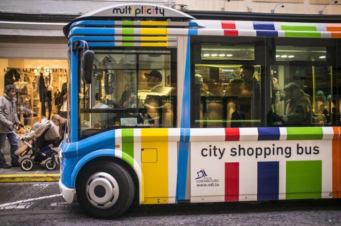 city shopping bus ville de luxembourg. Black Bedroom Furniture Sets. Home Design Ideas