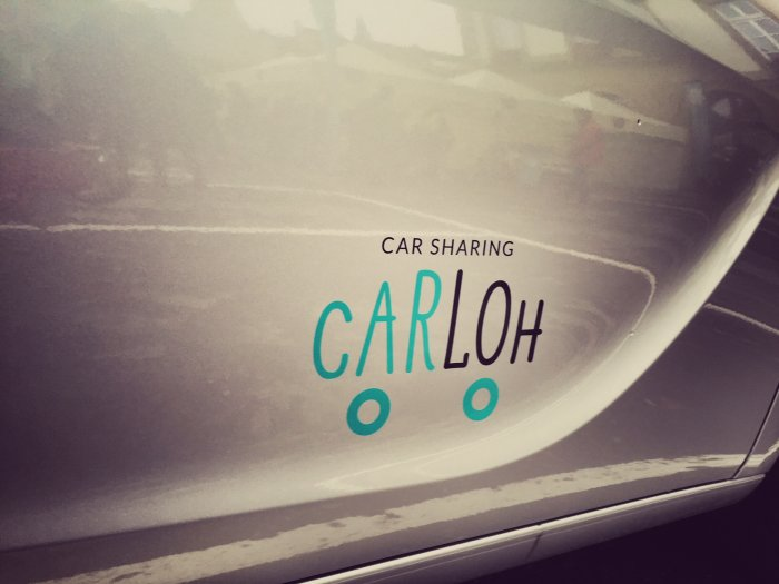 Carsharing Ville De Luxembourg