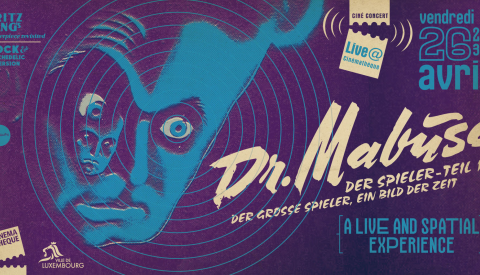 Dr Mabuse [A Live and Spatial Experience]