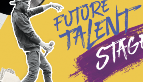 Affiche Future Talent Stage 2021